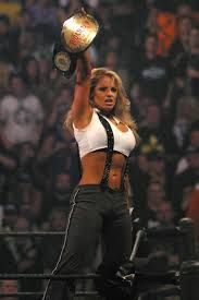 Has there ever been a sexier woman in the history of WWE than Trish Stratus? Wrestling Stars, Wrestling Divas, Women's Wrestling, Wwe Divas, Wwe Superstars, Wwe Women's Championship, Wwe Trish, Attitude Era, Toronto