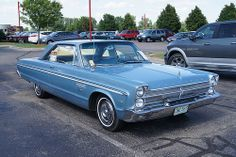 65 Plymouth Fury III Dodge Chrysler, Chrysler Usa, Convertible, Plymouth Muscle Cars, Dodge Vehicles, Cool Old Cars, American Classic Cars, Us Cars, Mopar