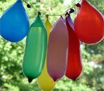 Water Balloon Pinata ... Fun !