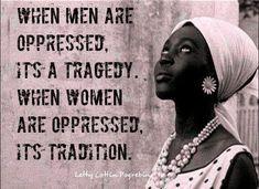 We need to change that!