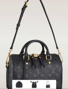 Louis Vuitton Speedy Bandouliere 25 #bags #fashion