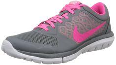 Women's Nike Flex Run 2015 Running Shoe Copa/Blue Lagoon/Black Size 8.5 M US