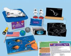 Space Theme Box at Lakeshore Learning