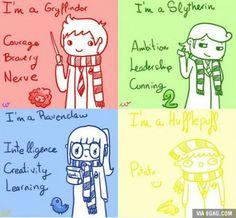 I'm a Ravenclaw, What would you be?<--- I'm potato aka Hufflepuff