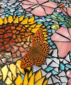 Sue Smith Glass - Mosaics