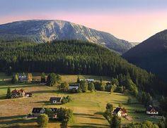 Pec pod Sněžkou, Krkonoše mountains, Czechia. Photo by Ladislav Renner #czechia #mountains #nature #landscape