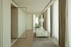 Ian Schrager's, his penthouse