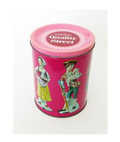 Vintage Quality Street Tin Box. £14.00