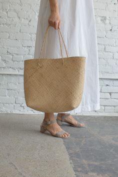 Straw Tote Bag – Passenger