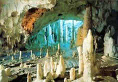 Sala delle candeline, grotte di Frasassi