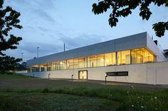 Neubau Dreifachsporthalle_Oestreich + SchmidArchitekten_ Mörschwil