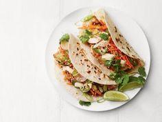 Chicken Banh Mi Tacos