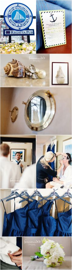Salem Waterfront Hotel Wedding by Forevercandid Photography / www.forevercandid.com