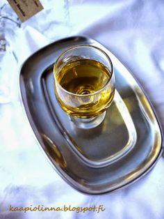 Kääpiölinnan köökissä: I've been waiting long long time - alcohol