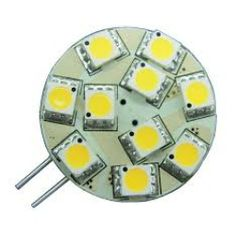 2 Watt - G4 High Power LED Bulb