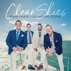 Ernie Haase & Signature Sound Deliver Clear Skies - Southern Gospel News SGNScoops Digital Gospel Concert, Gospel Music, Christian Music Artists, Cd Artwork, Heart Sounds, Contemporary Christian Music, Clear Sky, Cool Things To Buy, Music Videos