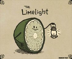 Funny food puns, memes, jokes: the limelight - Clou,clouer Funny Food Puns, Punny Puns, Cute Puns, Food Jokes, Food Humor, Funny Jokes, Funny Doodles, Visual Puns, Cheesy Jokes