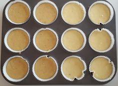 Heller Basis Muffinteig