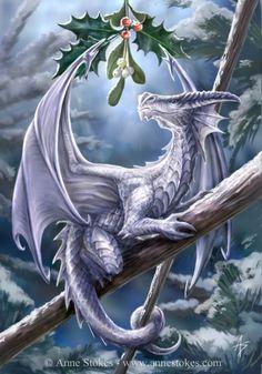 I'll kiss this dragon.