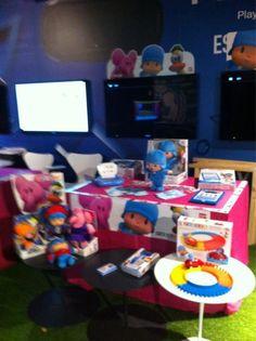 Pocoyo y sus productos en Showme Baby