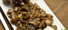 Funghi porcini trifolati: ricetta molto semplice, abbastanza economica, ma allo stesso tempo molto gustosa per accompagnare secondi piatti a base di carne