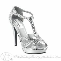 Glitter shoes to ensure you sparkle and shine from head to toe this homecoming