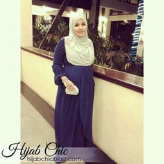 Pregnant and still looking gorgeous wearing hijab