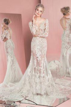 Zuhair Murad Spring 2016 Bridal Collection. #zuhairmurad #wedding