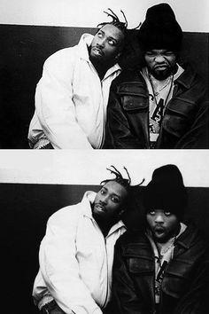 ~Ol' Dirty Bastard & Method Man~
