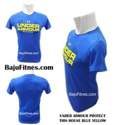 UNDER ARMOUR PROTECT THIS HOUSE BLUE YELLOW  Category : Under Armour  Bahan Spandex Body fit Ready Only Size M Berat : 68 kg - 82 kg Tinggi : 168 cm - 182 cm  GRAB IT FAST only @ Ig : https://www.instagram.com/bajufitnes_bandung/ Web : www.bajufitnes.com Fb : https://www.facebook.com/bajufitnesbandung G+ : https://plus.google.com/108508927952720120102 Pinterest : http://pinterest.com/bajufitnes Wa : 0895 0654 1896 Pin Bbm : myfitnes  #underarmourindonesia #underarmour #underarmour