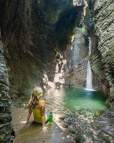 Kozjak Waterfall, Slovenia by Wandering Wheatleys