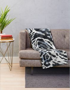 Black and White Zebra and Leopard Animal Print Pattern.Find this Cool and Unique design available in T Shirt, Tote Bag, Hoodie, Tank and more Apparel. Home Decor Stuff like: Poster, Canvas Print, Throw Pillows, Floor Pillow, Duvet Cover, Throw Blanket, Shower Curtain, Comforter, Wall Tapestry and more. Also Phone Case, Laptop Case, Sticker etc. Best Gift Idea for yourself or your Loved ones! #zebra #leopard #print #animal #pattern #skin #throwblanket #blanket #bedroom #bedding #decoration Floor Pillows, Throw Pillows, Throw Blankets, White Zebra, Minky Blanket, Background S, Duvet Sets, Sell Your Art, Blue Grey