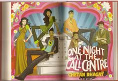 One night at call centre by chetan bhagat