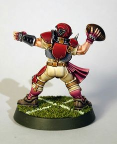 Blood Bowl Teams, Blood Bowl Miniatures, Bowl Game, Mini Paintings, Fantasy Football, Gw, Lotr, Minis, Gaming