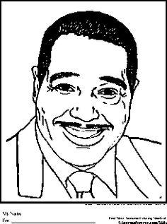 harriet tubman coloring pages duke ellington coloring pages black history month