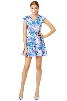 Marbled Over Dress by GABRIELA CADENA for $150   Rent The Runway