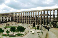 Aquaducts - Segovia, Spain