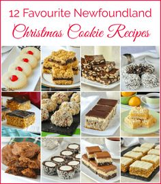 popular christmas cookies Weihnachtspltzchen A simple collection of some of the most popular Newfoundland Christmas cookie recipes from my childhood in Newfoundland. Popular Cookie Recipe, Cookie Recipes, Dessert Recipes, Baking Recipes, Christmas Baking, Christmas Cookies, Christmas Sweets, Christmas 2017, Holiday Desserts