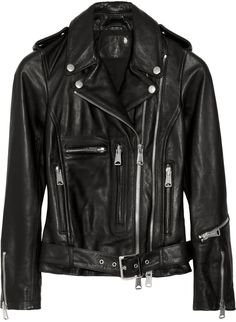 R13 Classic Moto leather biker jacket #leather #jacket #biker #style