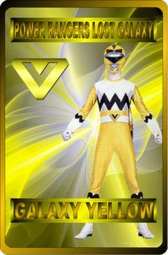 Galaxy Yellow by rangeranime on @DeviantArt