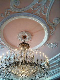 I love chandeliers.