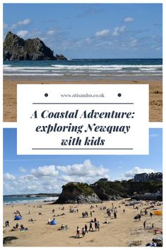 A Coastal Adventure: exploring Newquay with kids Best Beaches For Kids, Best Uk Beaches, British Beaches, Days Out With Kids, Family Days Out, Travel With Kids, Family Travel, Things To Do In Cornwall, Surfing Destinations