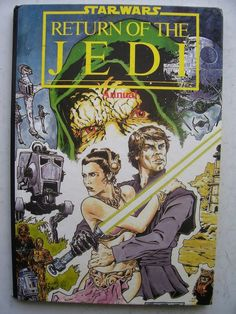 Star Wars Return of the Jedi Annual Graphic HB Annual By Marvel
