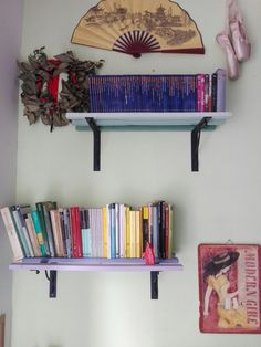 Bookshelves diy