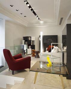 Madrid Flagship Store #minotti #madrid #flagship #store