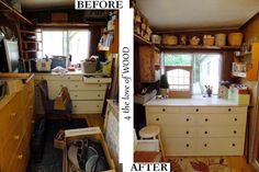 4 the love of wood: MUD ROOM MAKE OVER