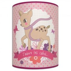 Luminaire Applique Enfant Bambi. Www.artetloupiote.com