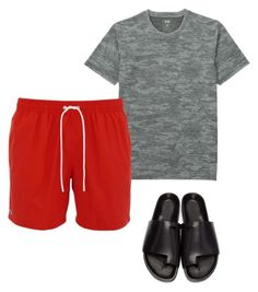 dad by luziagalvang on Polyvore featuring Uniqlo, Lacoste, Rick Owens, men's fashion and menswear