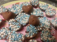Idee beschuit met muisjes mama blog Happy Day, Babyshower, Baby Boy, Cupcakes, Vegetables, Breakfast, Tips, Blog, Morning Coffee