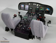 Aircraft Instruments, Helicopter Cockpit, Flight Simulator Cockpit, Used Aircraft, Spaceship Interior, Aircraft Interiors, 3d Printing Business, Passenger Aircraft, 3d Home